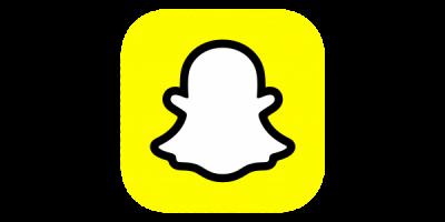 Snapchat App Icon - 2x1