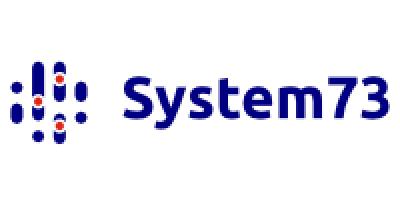 system73 logo 2x1